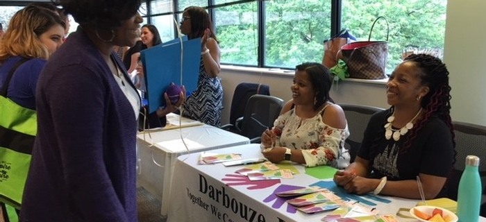 CFC Hosts Successful Service Provider Resource Fair - Summer 2018