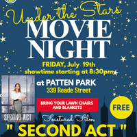FREE:  Under the Stars Movie Night