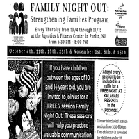 Family Night Out! - Strengthening Families Program