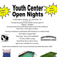 Youth Center Open Nights
