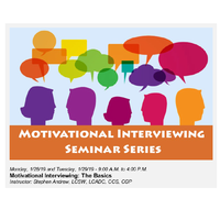 Professional Development:  Motivational Interviewing Seminar Series for practitioners in alcohol and other drugs prevention