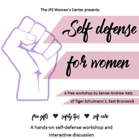 FREE:  Self-Defense for Women Tiger Schulmann's in East Brunswick